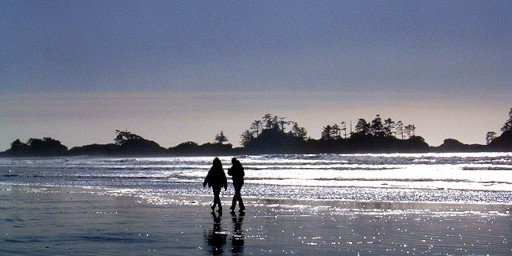 Reef Point Oceanfront BB Chesterman Beach in Tofino